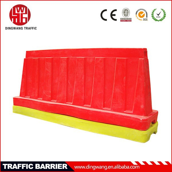 Road/Street/Public Traffic/Highway Water Filled Plastic Barriers