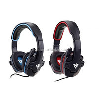 Wired stylish professional usb gaming headset with microphone