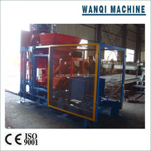 QTJ series concrete brick making machine with accurate automatic operation system
