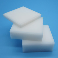 Recycled white pom plastic sheet factory