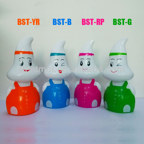 Mini cartoon touch switch table lamp