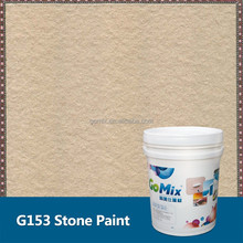G153 paint that looks like stone
