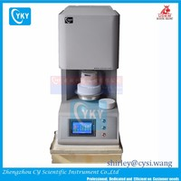 Hot sale dental ceramic furnace for porcelain teeth/zirconium dental instrument oven
