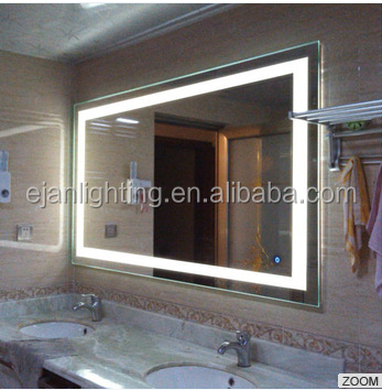 Restaurant & Hotel Supplies IP44 Illuminated Mirror with LED Light