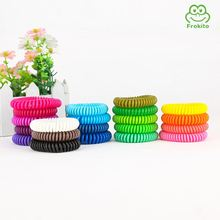 New selling durable fashionable mosquito repellent bracelet