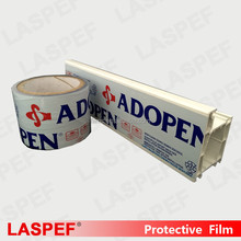 LASPEF famous protective film manufacturer made in china hot sale profile film, glass window film, protective plastic film