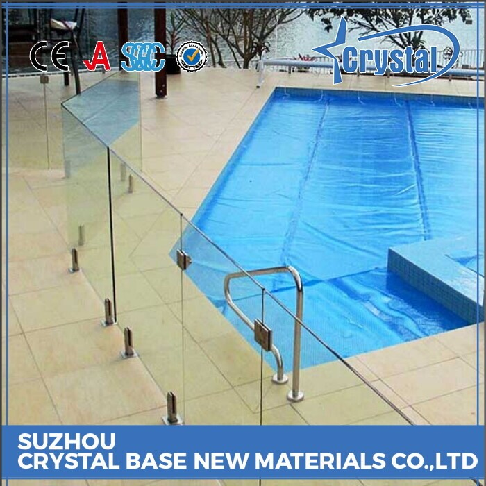 Fast Reply Material Pool Safety Tempered Glass