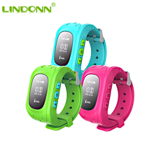 Hot GPS child watch for phone calling, kids cell phone watch with sos button, kids gps watch phone