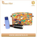 2017 new style cosmetic bag toiletry cork cosmetic bag