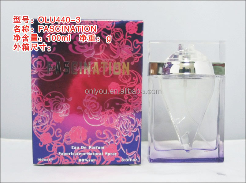 New Style Fascination 100ml Fragrance in Perfume for Women