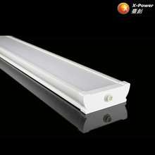 Ip65 50w tri proof led tube office lighting fixtures 110 volt motion sensor light
