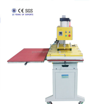 Pneumatic Dye Sublimation Heat Press Transfer