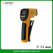 Calibration Temperature Measure Gun Type Infrared Thermometer