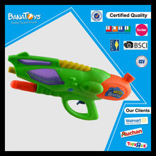 Colorful professional water toy spray water gun