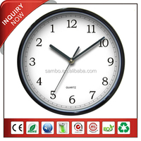 Wholesale 12 Inch Anticlockwise Clock