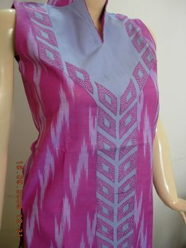 Hand embroidered Kurta