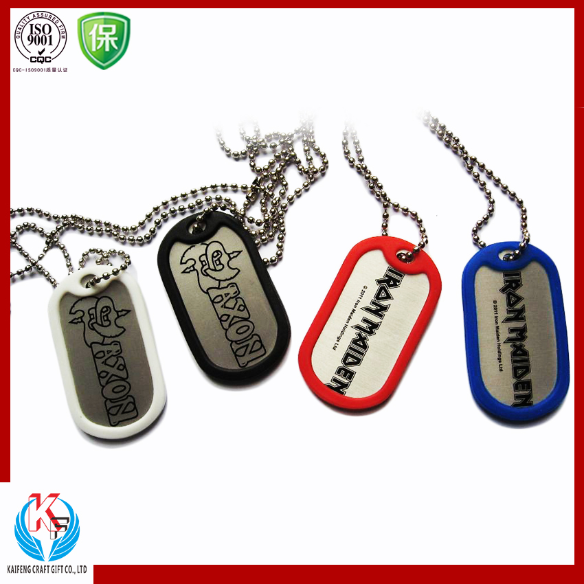 Hot Sale Bag Engrave Id Pet Tag