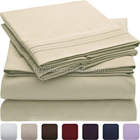 4pcs Duvet Cover Bed Sheet Set Bedding Set Queen King Size Fitted Sheet Bed Cover 2 Pillowcases Bed sheets