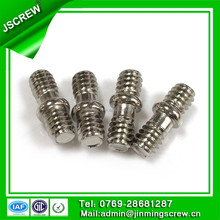 Mini Height Adjustment Punching Screws High Quality Double Thread Rod