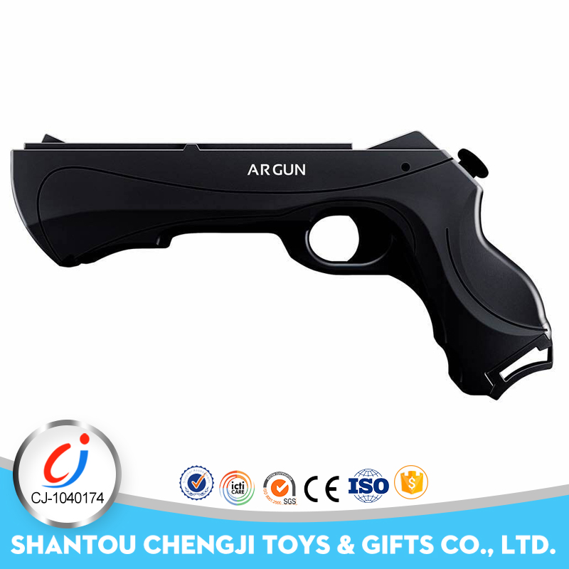 2017 kids bluetooth shooting games player plastic ar <strong>gun</strong>