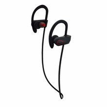 2016 New wireless sport stereo V4.1 bluetooth earphone bluetooth headset with sd card made in China RU9