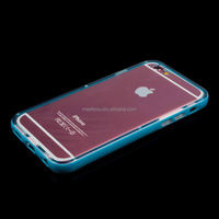 light up fluorescence soft phone case for iphone 5