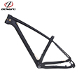 27.5er Mountain Bike Frame 148*12mm mtb carbon frame UD Matt BB92