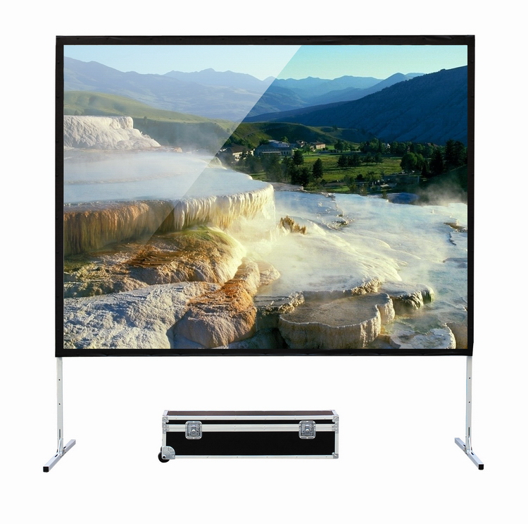 New style top sell price 300 inch projector screen