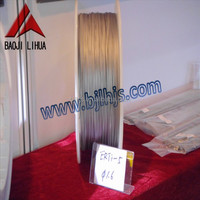 1.2mm Gr2 1KG titanium kawat ASTM B863 with ISO certificate