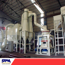 Annual output of 100000 tons of calcite & limestone ultrafine powder production line