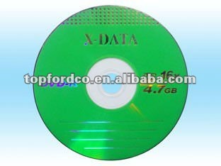 factory direct price 8X 4.7GB Blank DVDs