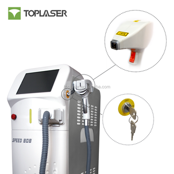 Beijing Toplaser quality guaranteed 808nm diode laser hair removal equipment