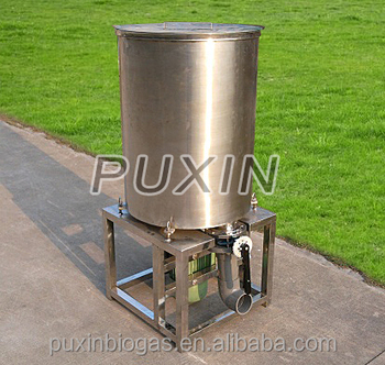 commercialized waste food grinder for restaurant/hotel/canteen