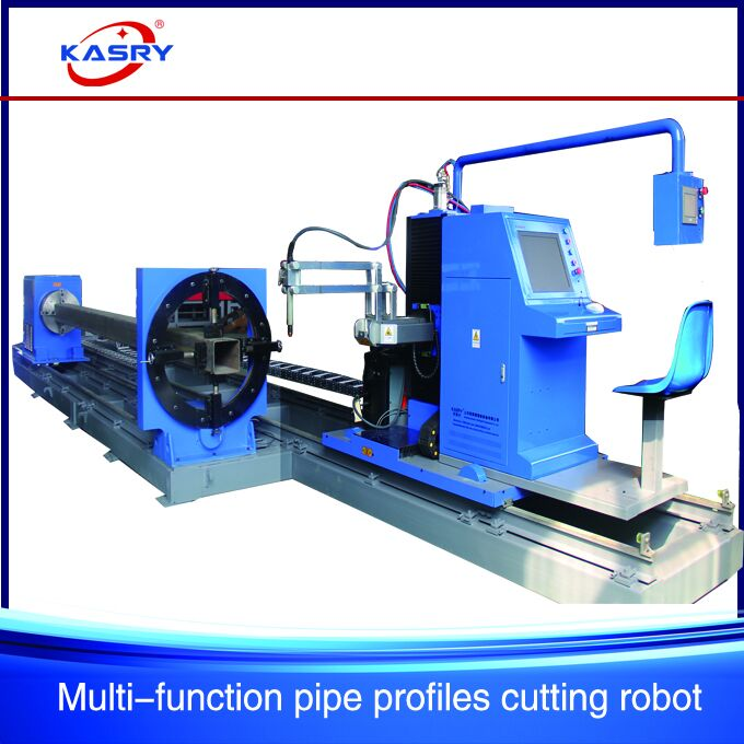 Pipe Profile Cutting Machine CNC Plasma