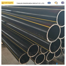 SDR 11 hdpe gas pipe for oil and gas pe pipe factory