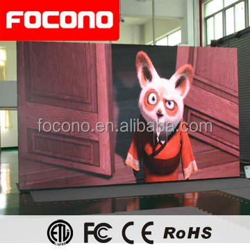 European Popular Company Culture Supplier P8 Gorgeous Visual Experience LED Display Wall