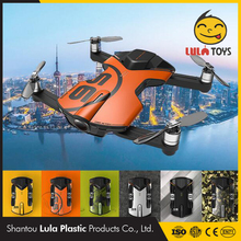 New arrivals 2017 wingsland s6 best toys helicopter RC pocket selfie wingsland drone WiFi 4K UHD camera bb gun FPV quadcopter