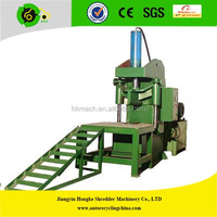 High capacity automatic Waste tire bead hydraulic cutter and extractor with CE