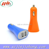 2.1A mini car charger with smart IC usb charger car for 4 iPad
