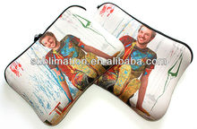 fancy laptop bag sublimation printed