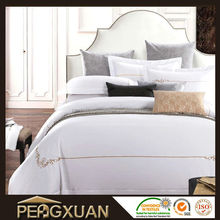 Commercial hotel luxury european design bed linen