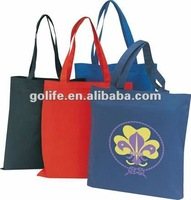 2013 New design hot sell PET laminated tote bag for shopping