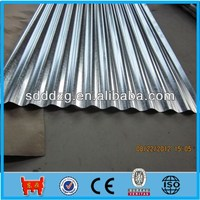 GI galvanized corrugated metal roof