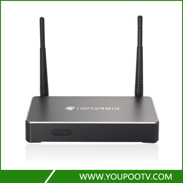 2016 NEW Arabic IPTV Quad core Android TV Box with IPTV user account 1 year iptv set top box