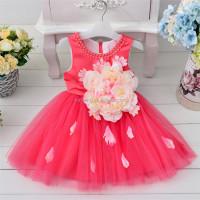 new model girl dress 2015 / 2 year old girl dress / children girl dress