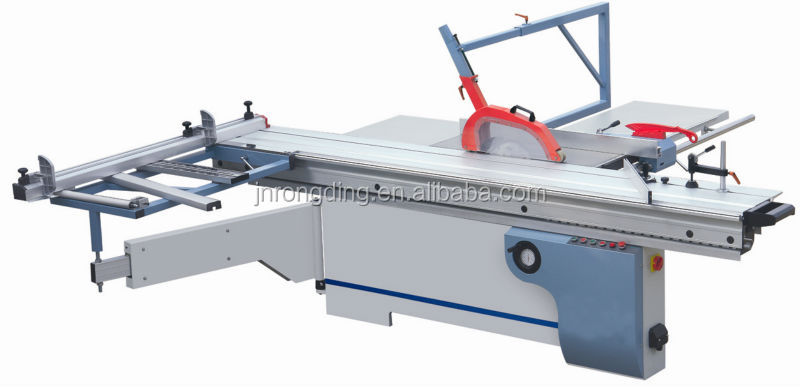 wood cutting panel saw machine/sliding table saw MJ6130TZ