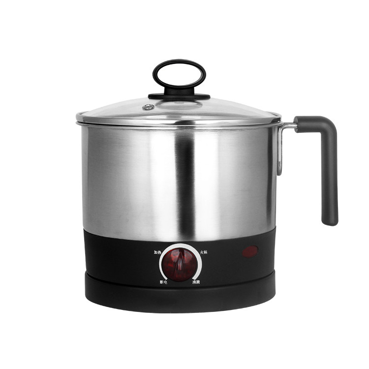 Multifunction Electric Caldron Stainless Steel