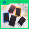 2016 new style waterproof dustproof Solar Power Bank Panel Portable Charger
