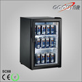 drinks counter top cooling showcase for convenient store