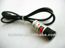 Industry red laser point module